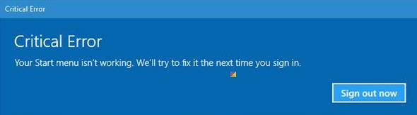 Windows 10 Start Menu Not Working | How to fix Windows 10 Start Menu | Windows Start Menu not Working | Windows 10 Start Button not working