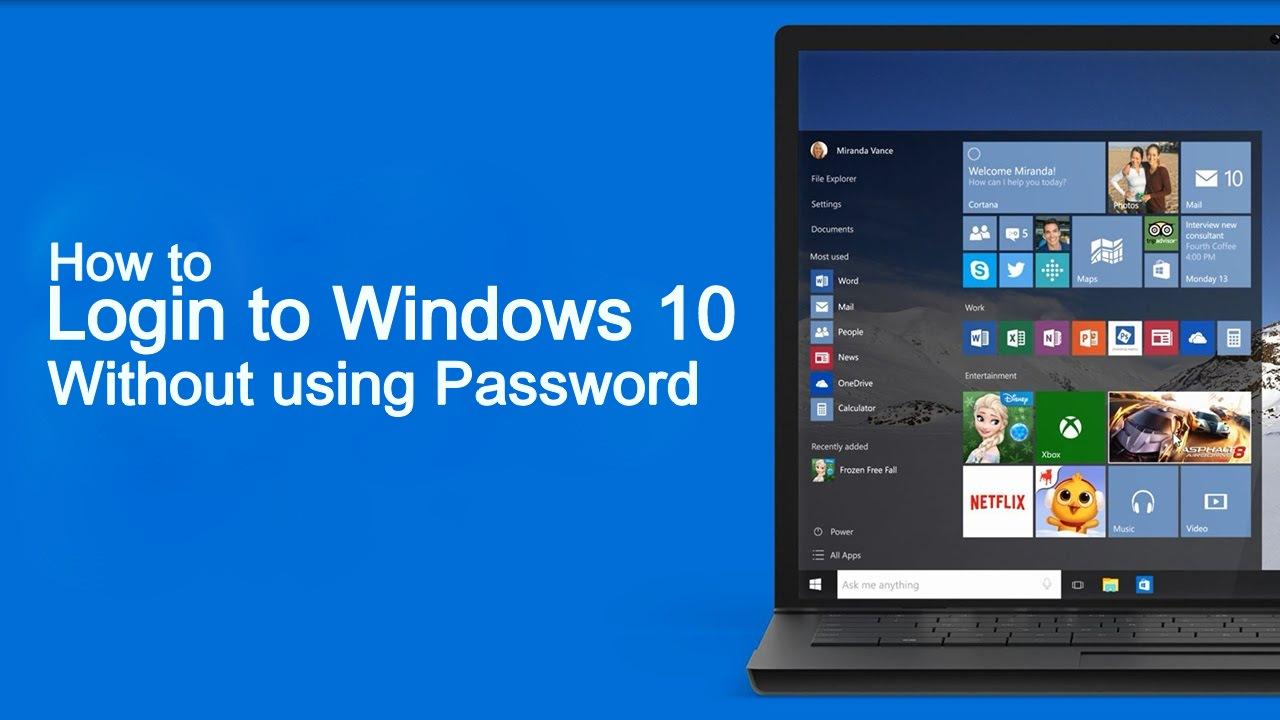 forgot windows 10 picture password
