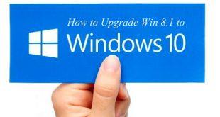 How to upgrade windows 8.1 to windows 10 | Upgrade Windows 8.1 to 10 | Windows Updates