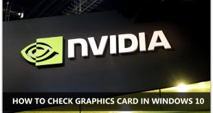 How to Check Graphics Card on Windows 10   Graphics Card Windows   Graphics Card on Windows 10