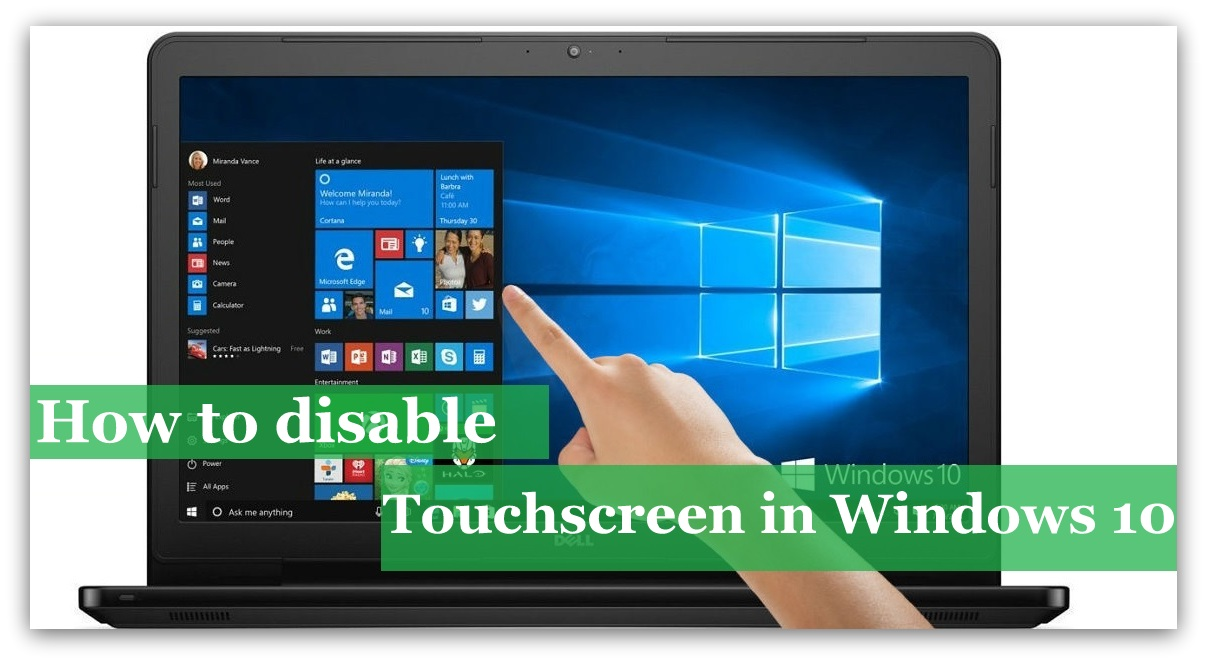 disable touchscreen windows 10 | How to Disable Touch Screen in Windows 10 | Windows 10 Tips | Windows 10 Guide