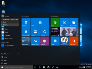 Different Ways to Sign Out/ Log off Windows 10 Operating System   How to Log Off Windows 10