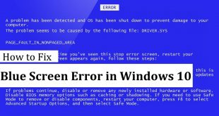 Blue Screen Error in Windows 7 | Windows 7 | Blue Screen Error | Blue Screen Error in Windows 7