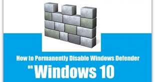 Disable Windows Defender | Disable Windows Defender in Windows PC | How to disable Windows Defender