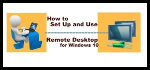 How to enable remote Desktop in Windows 10 | Remote Desktop Windows 10 | Windows 10