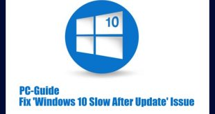 Windows 10 Slow After Update | Windows 10 Issues