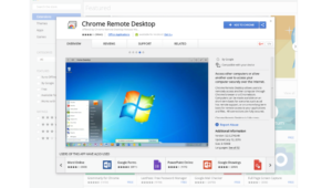 Chrome remote desktop not working 1