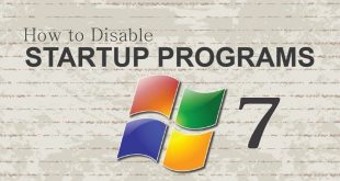 how to disable startup programs windows 7 | Windows 7 | Startup Programs