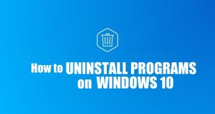 how to uninstall programs on windows 10 | Uninstall Program | Windows 10 | Delete Program