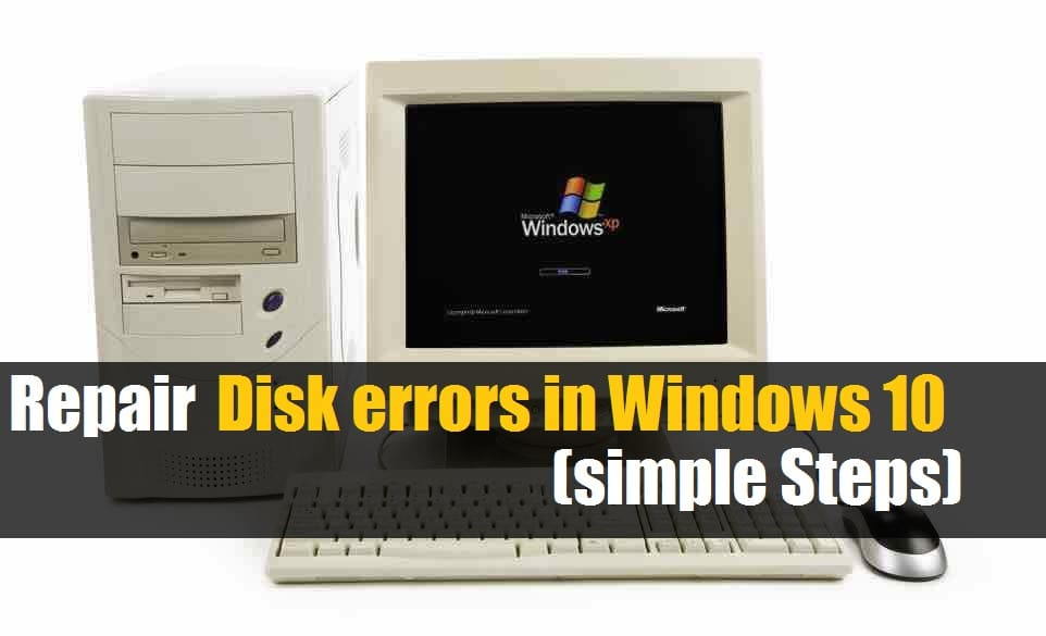 repairing disk errors windows 10 | Disk Errors in Windows 10 | Windows 10 Disk Error | Repair Windows 10