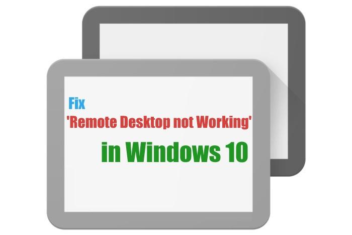 windows 10 remote desktop not working | Remote Desktop | Windows 10