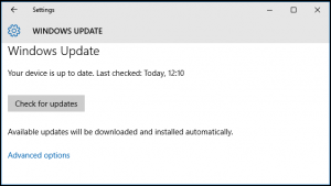 Windows update error 0x800705b4 3