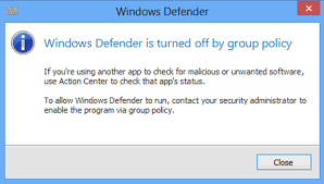 enable/disable windows defender windows 7,how to turn on windows defender windows 7,windows defender blocked by group policy windows 7,