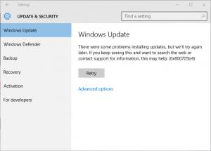 Windows update troubleshooter 0x800705b4 Error,windows update 0x800705b4,0x800705b4 windows 10,