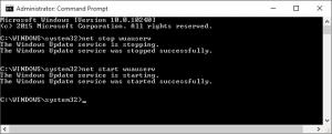How to fix Windows 10/8/7 update stuck? 1
