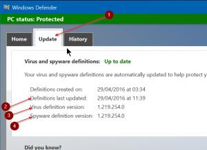 update windows defender,update windows defender manually,update windows defender windows 10,