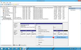 How to partition hard disk in windows 10 2