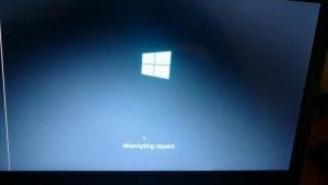 PC stuck in Attempting repaattempting repair windows 10irs on windows 10,